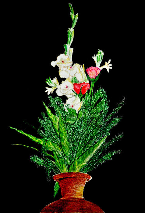 Edited Flowerpot
