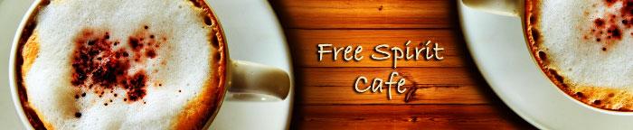 Free Spirit Cafe Website Header