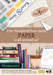 Papyres Poster