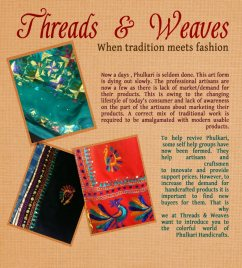 Threads 'n' Weaves mailer page 3