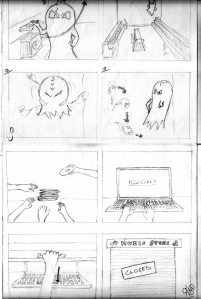 Story Board Extract