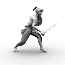 Pose Ambient Occlusion