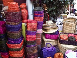 Baskets galore