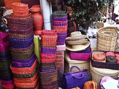 Baskets galore