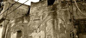 Crumbling Haveli