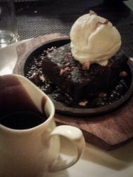 Chocolate Brownie Sizzler