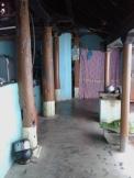 The old pillars