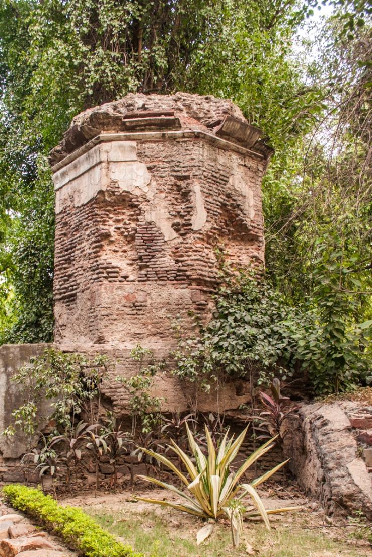 Minaret at Qudsia Bagh