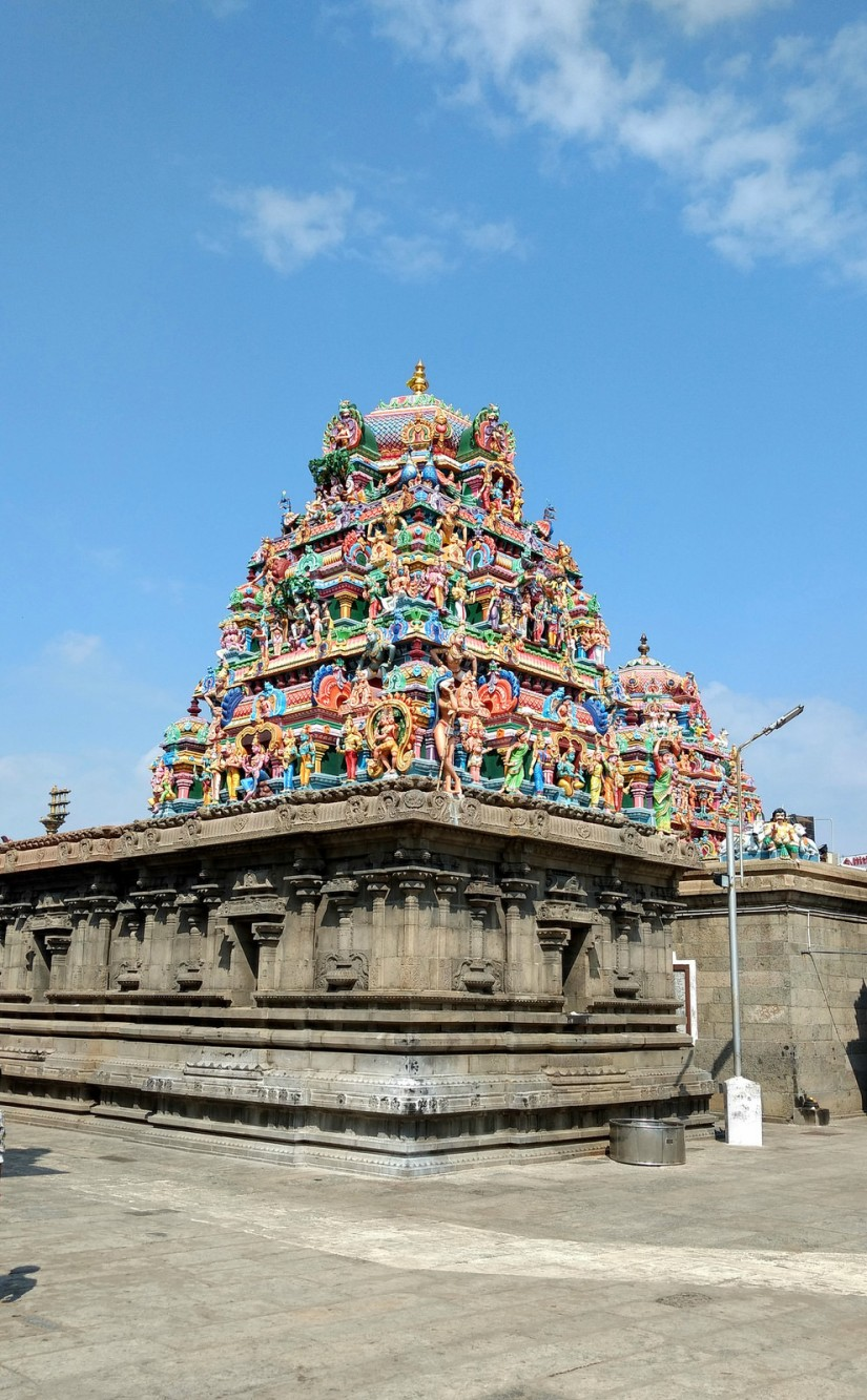The temples of Mylapore – a photo story