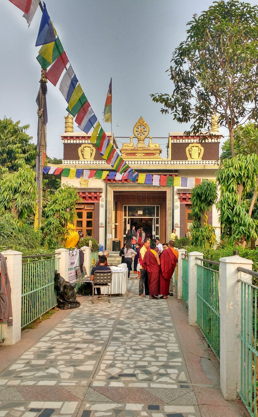 The Tibet in Delhi
